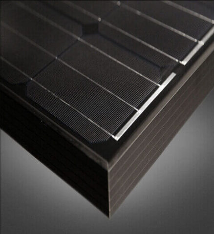 Phono Solar PV Module with black frame