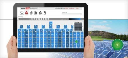 SolarEdge Monitoring commercial solution - Solar PV installations for commercial properties