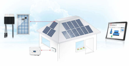 SolarEdge Multi-Orientation with Power Optimizers