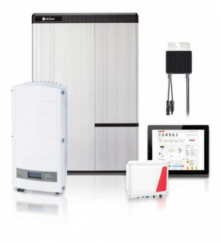 SolarEdge Self Consumption Kit