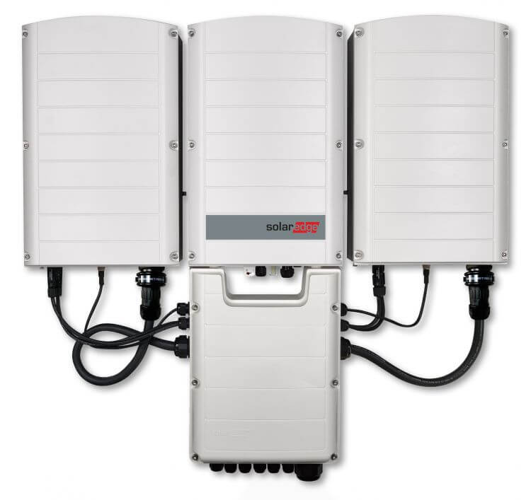 3PH Solar PV Inverters