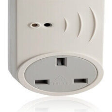 SolarEdge Plugin socket with meter - UK & IE plug