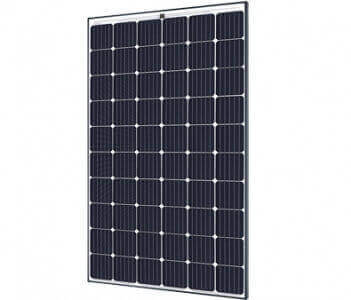 SolarWorld 60Cell PV Module Plus Mono - Solar PV Panel