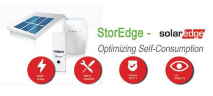 StoreEdge Optimizing Self Consumption