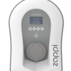 Home Zappi Car Charger - 1PH Untethered - White