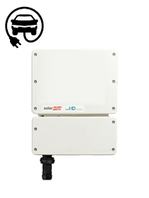 SolarEdge String Inverters with EV