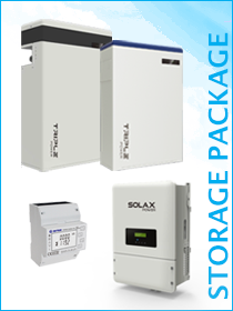 Solax 3Phase X3-8.0-11.6-Storage-Package